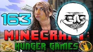 Minecraft: Hunger Games w/Mitch! Game 163 - NO PLZ!