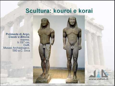 videocorso storia dell'arte greca - lez 5