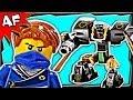 THUNDER RAIDER 70723 Lego Ninjago Rebooted Stop Motion Set Review