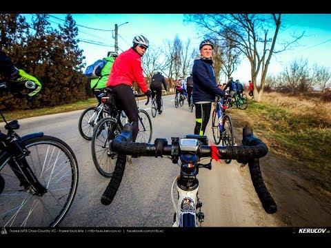 VIDEOCLIP Prima iesire cu bicicleta in 2018 - 1 ianuarie 2018 [VIDEO]