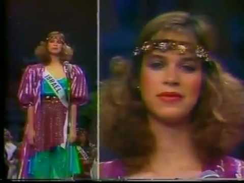 Miss Universe 1982 Video