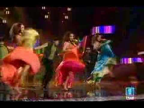 Eurovision 2005 Spain-Son de Sol-Brujería