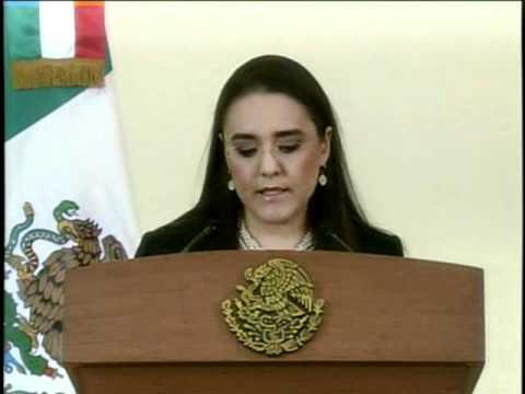 Conferencia de Prensa de la Vocera del Gobierno Federal