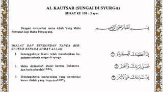 Al Kautsar Al Quran Terjemahnya