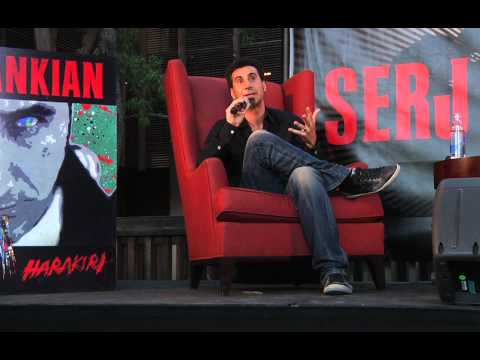 Serj Tankian - Q&A Release Party