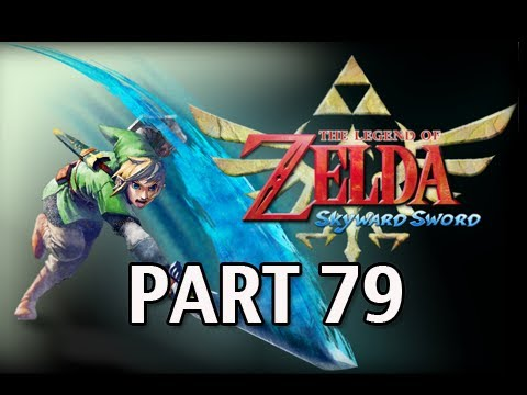 Legend of Zelda Skyward Sword - Walkthrough Part 79 Triforce of Wisdom Let's Play HD