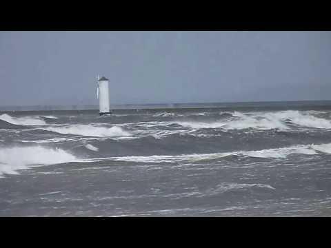 Huragan Ksawery nadciagnął nad Bałtyk