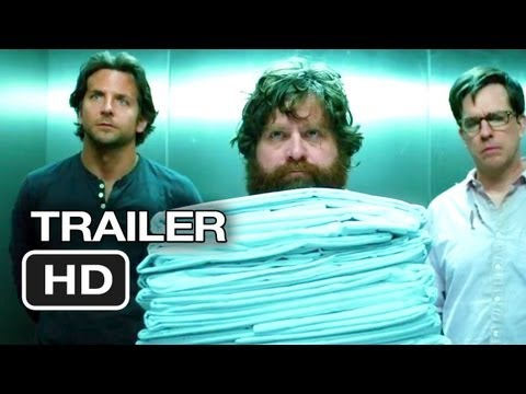 Thumbnail image for 'The Hangover Part III Official Trailer #1 (2013) - Bradley Cooper Hangover 3 Movie HD'