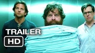 The Hangover Part III Official Trailer (2013) - Bradley Cooper Hangover 3 Movie HD
