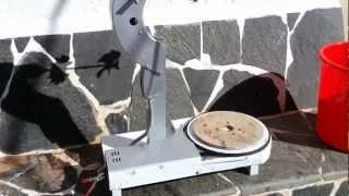 maquina para hacer jabon casero