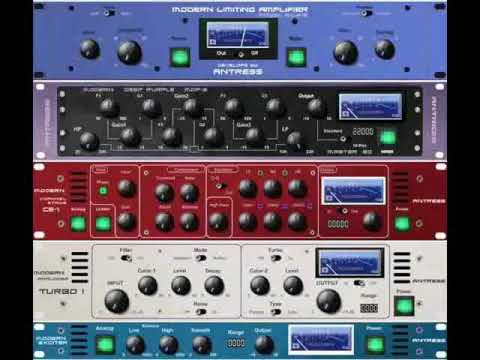 Antress Modern VST Plugins