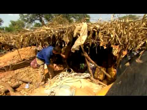 Children Mining Gold in Mali