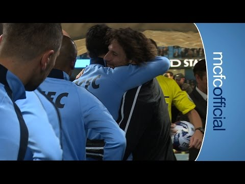 TUNNEL CAM   City 0-2 Newcastle United   Capital One Cup
