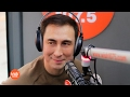 """Gino Padilla performs """"Closer You and I"""" LIVE on Wish 107.5 Bus"""