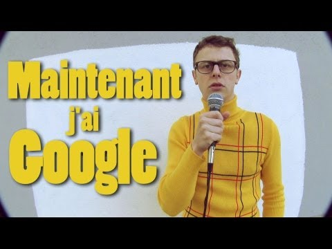 NORMAN - MAINTENANT J'AI GOOGLE (VIDEO CLIP)