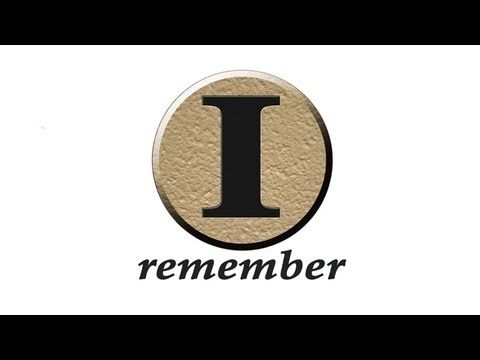 I Remember | Program | #1802