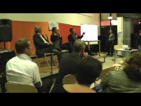 Veiligheidsdebat Leidsche Rijn 9 mei 2012