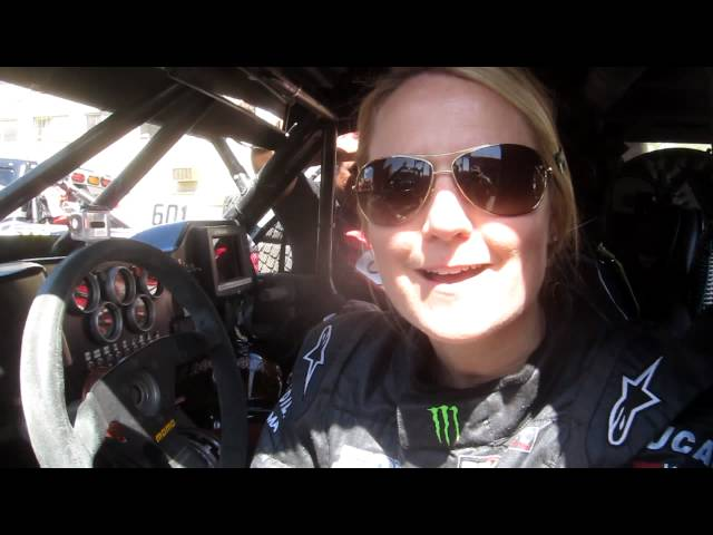 Heidi Steele- The QUeen of Baja