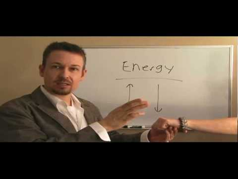 Energy (NLP Master Practitioner Course)