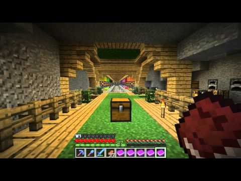 Etho Plays Minecraft - Episode 204: Hello World!