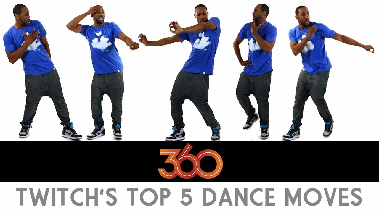 tWitch's Top 5 Dance Moves for BELIEVE TOUR AUDITIONS! [DS2DIO]