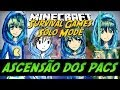 Minecraft: ASCENSÃO DOS PACS! (Survival Games)