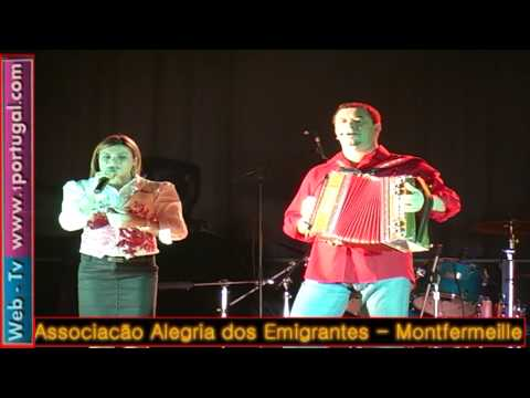 Canario Naty Miranda Alegria dos Emigrantes Montfermeille N5