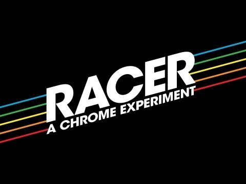 Racer: A Chrome Experiment, el nuevo juego de carreras de Google