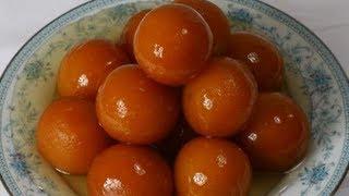 GulabJam(Sweet Potato)..