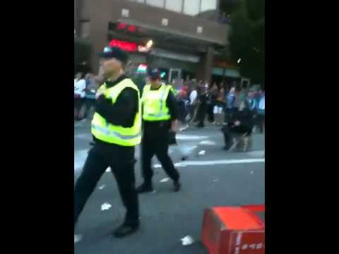 Canucks riots - News1130