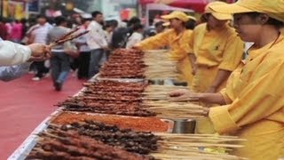 Rats, foxes & minks sold as beef in China
