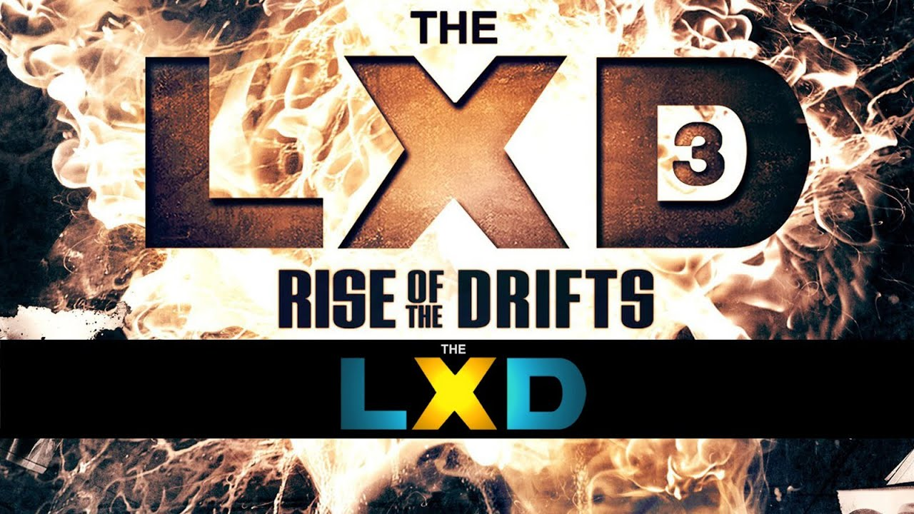 THE LXD: RISE OF THE DRIFTS - SEASON THREE TRAILER [DS2DIO]