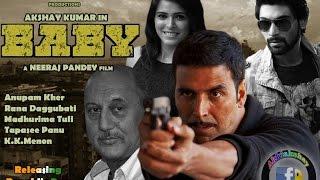 BABY 2015 I Official Teaser I Akshay Kumar I T-Series