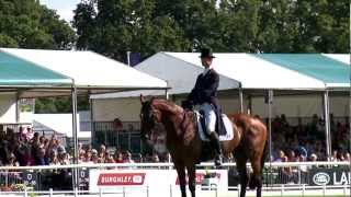 The Land Rover Burghley Horse Trials 2012 � Video Preview With Captain Mark Phillips