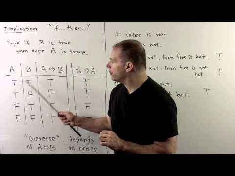 BM1.  Propositional Logic