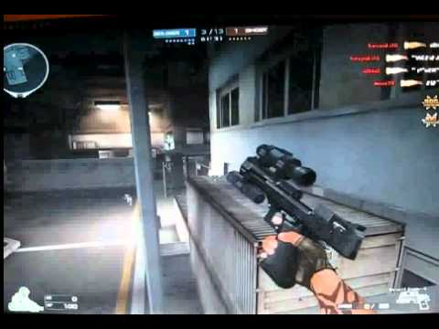 Crossfire Gameplay Jheska_JD