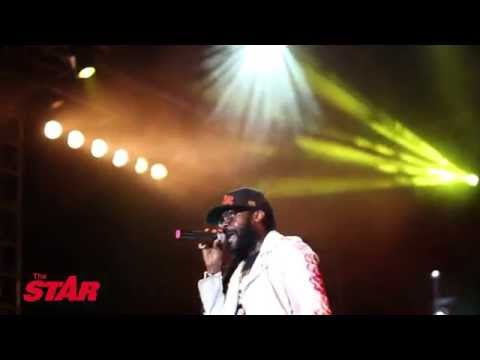 Rebel Salute 2015 highlights: Tarrus Riley