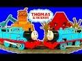 Thomas & Friends Trackmaster DELUXE Avalanche Escape Thomas Vs Thomas