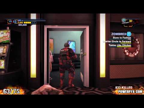 Dead Rising 2: Off The Record - All PP Stickers Part 2 (Award Winning Photography)