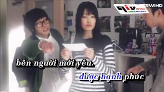 Mình tạm chia tay karaoke ( only beat )