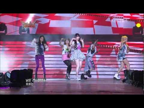 120706  in  f(x) Hot Summer & (Danger) &  & Electric Shock
