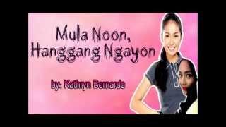 Nasa Iyo Na Ang Lahat By Daniel Padilla Chords And Lyrics | Short News
