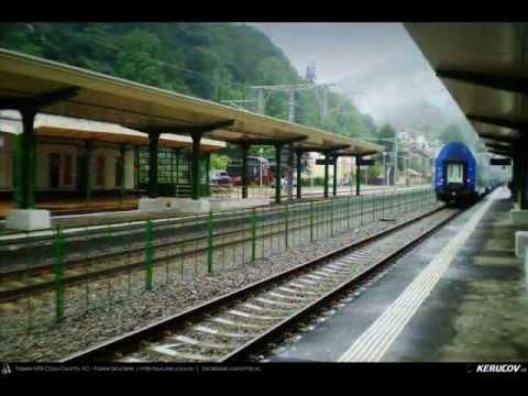 VIDEOCLIP Traseu MTB Sinaia - Moroeni - Pucioasa - Targoviste