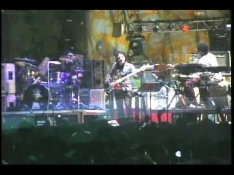 "The Mars Volta @ Estadio Azteca ""Viscera Eyes"""