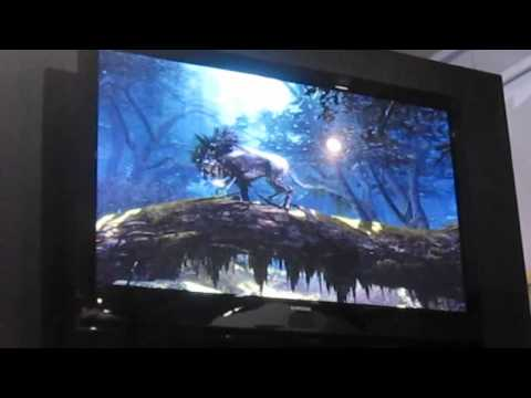 The Lord of the Rings War in the North Gameplay Demo 720p HD(NEVER SEEN BEFORE)