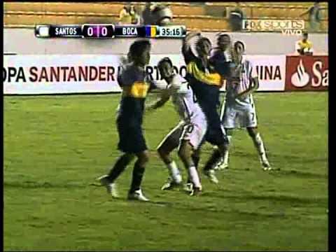 Santos 2x0 Boca Jr (Arg) Semifinal Copa Libertadores de Futebol Feminino 2010