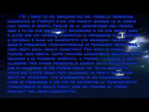 """universi e oleografia, una delle possibili """"Stringhe"""" per comprendere il tutto (Eco video)"""