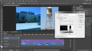 Photoshop Tutorial: CS6 New Video Editing Features -HD-