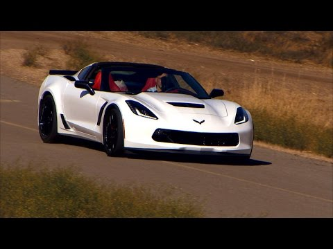 CNET On Cars - 2016 Corvette Z06: Chevy blows the base Vette away, Ep. 76 - UCOmcA3f_RrH6b9NmcNa4tdg