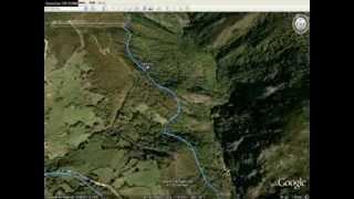 Sendero por el Cañón del Río Mao